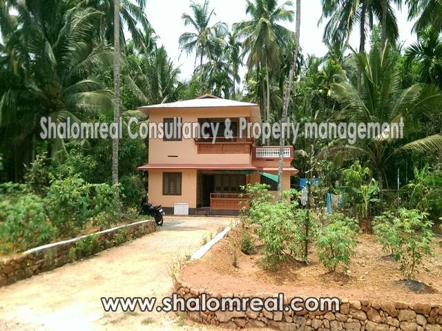 2 years old house for sale in Koorachundu, Calicut